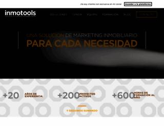 inmotools.es screenshot