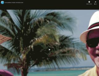 inmueblesaruba.com screenshot