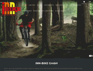 inn-bike.at screenshot