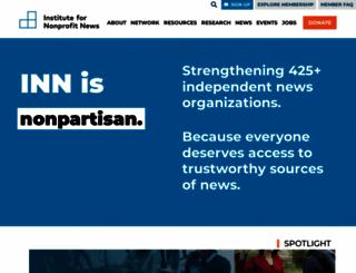 inn.org screenshot