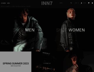 inn7fashion.com screenshot