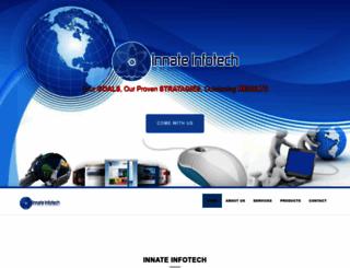 innateinfotech.com screenshot
