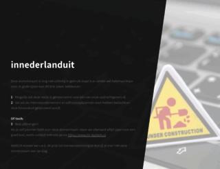 innederlanduit.nl screenshot
