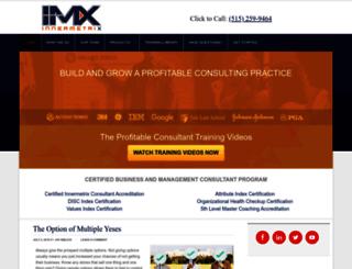 innermetrix.com screenshot