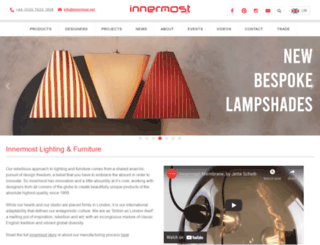 innermost.co.uk screenshot