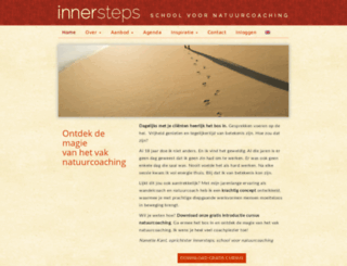 innersteps.com screenshot