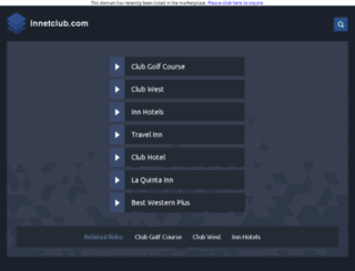 innetclub.com screenshot