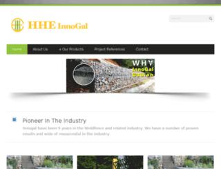 innogal.com.my screenshot