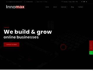 innomax-solutions.com screenshot