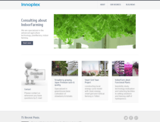 innoplex-agri.org screenshot
