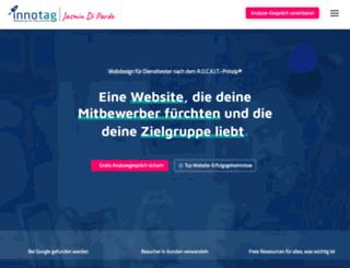 innotag-internetagentur.de screenshot