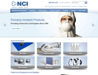 innotechprod.com screenshot