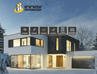innov-immobilier.fr screenshot