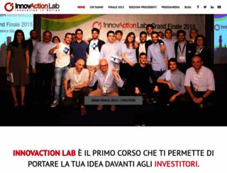 innovactionlab.org screenshot