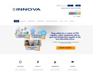 innovamed.com screenshot