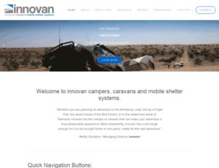 innovan.com.au screenshot