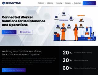 innovapptive.com screenshot