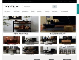 innovatec.com.au screenshot
