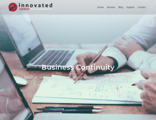 innovated.ca screenshot