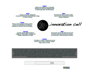 innovationcell.com screenshot