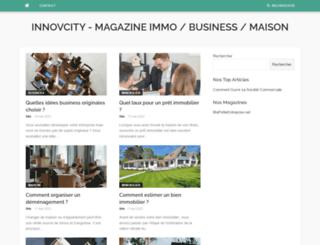 innovcity.fr screenshot