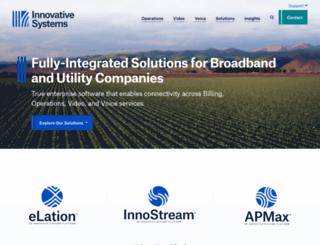 innovsys.com screenshot