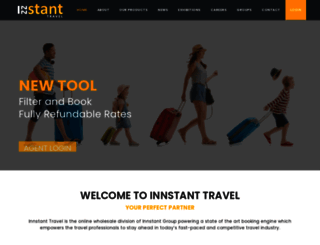 innstanttravel.com screenshot