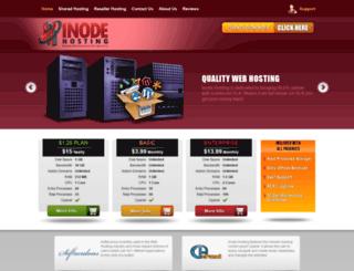 inodehost.com screenshot