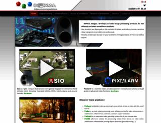 inpixal.com screenshot
