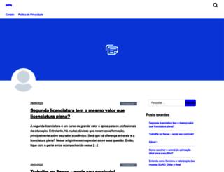 inpn.com.br screenshot