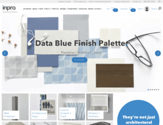 inpro.com screenshot