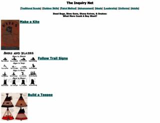 inquiry.net screenshot