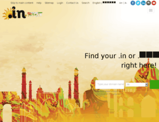 inregistry.net screenshot