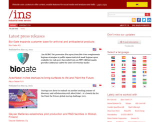 ins-news.com screenshot