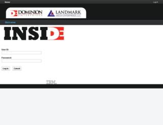 inside.dominionenterprises.com screenshot