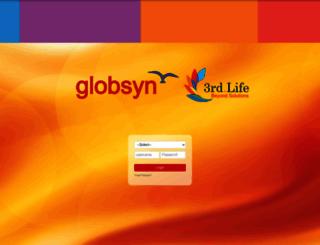 inside.globsyn.com screenshot