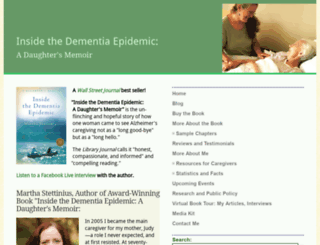 insidedementia.com screenshot