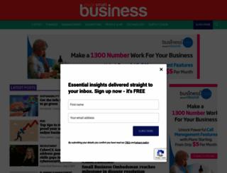 insidesmallbusiness.com.au screenshot