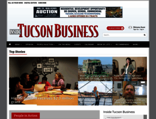 insidetucsonbusiness.com screenshot