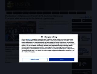 insideworldfootball.com screenshot