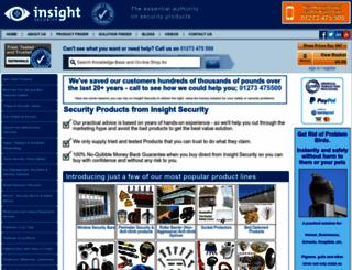 insight-security.com screenshot
