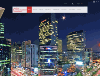 insightcomms.com screenshot
