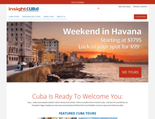 insightcuba.com screenshot