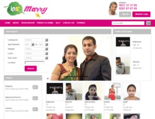 insmarry.com screenshot