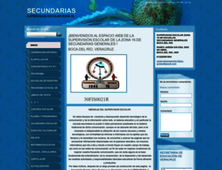 inspeccion16secgrales.webnode.es screenshot