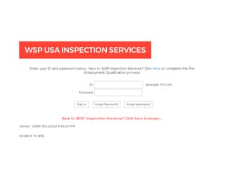 inspector.pbid.com screenshot