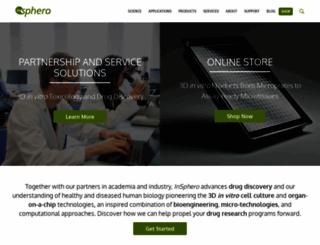 insphero.com screenshot