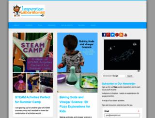 inspirationlaboratories.com screenshot