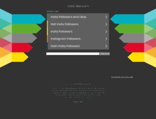 insta-liker.com screenshot