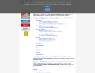 instalaciones.cype.es screenshot